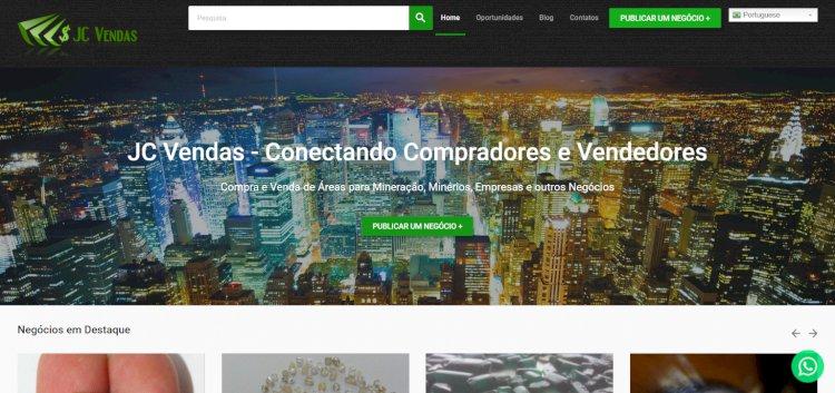 J-Business - Site de Anúncios para Corretores