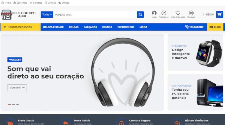 OC Loja Virtual PRO