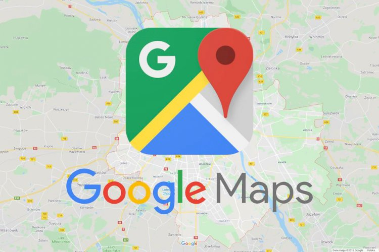 Mudanças no Google Maps em 2018