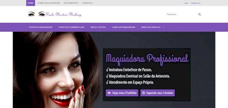 Paula Martins Makeup