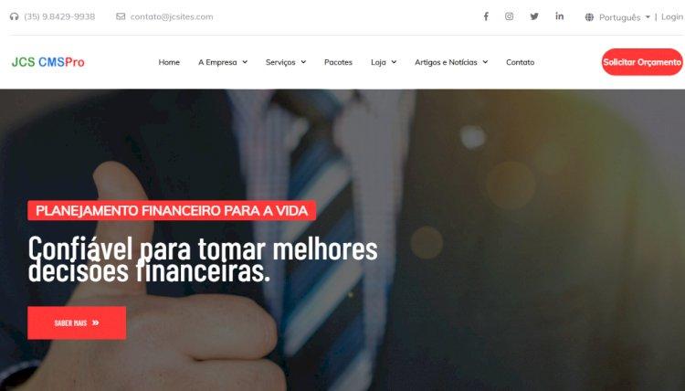 JCS CMSPro - Site Pronto para Empresas e Negócios
